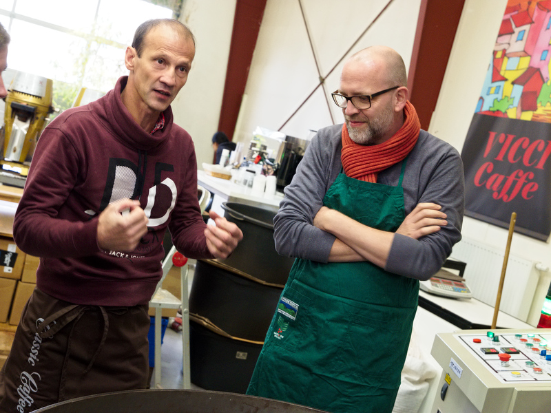 Kaffeverkostung Classic Caffee - Hinweise