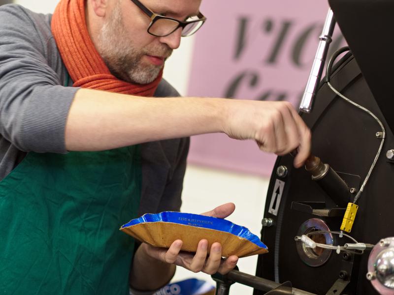 Kaffeverkostung Classic Caffee - Stichprobe