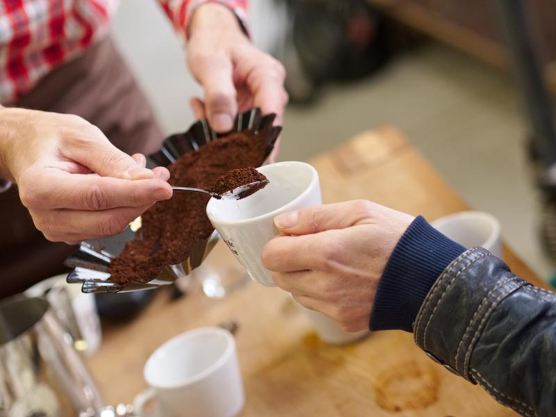 Kaffeverkostung Classic Caffee - gemahlener Kaffee