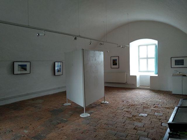 Ausstellung Architektur Osterburg Vorbereitungen Marc von Hacht Photography