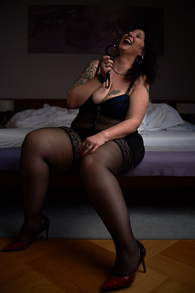 Aktfotografie #101 Boudoir Hotelshooting by Marc von Hacht Photography