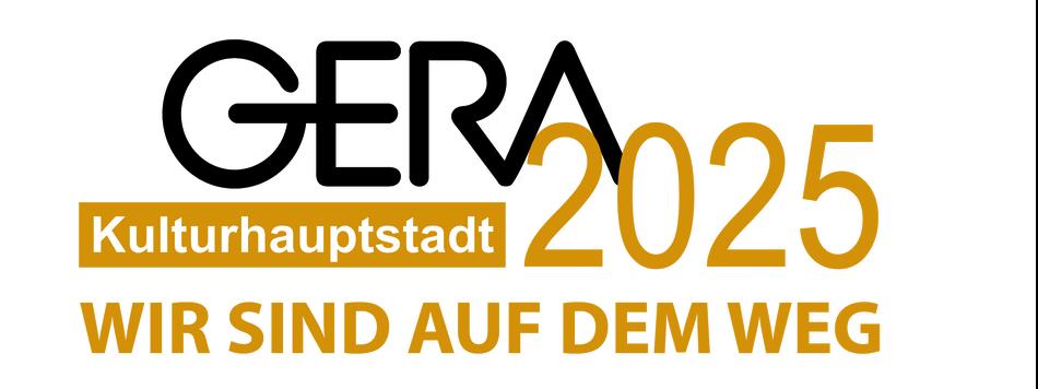 Gera2025 Gera als Kulturhauptstadt Europas