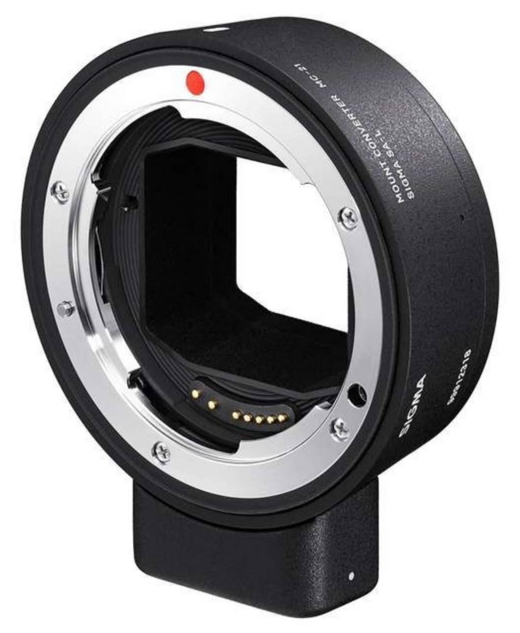 Panasonic S1R Mount Konverter MC-21 Canon EF L-Mount