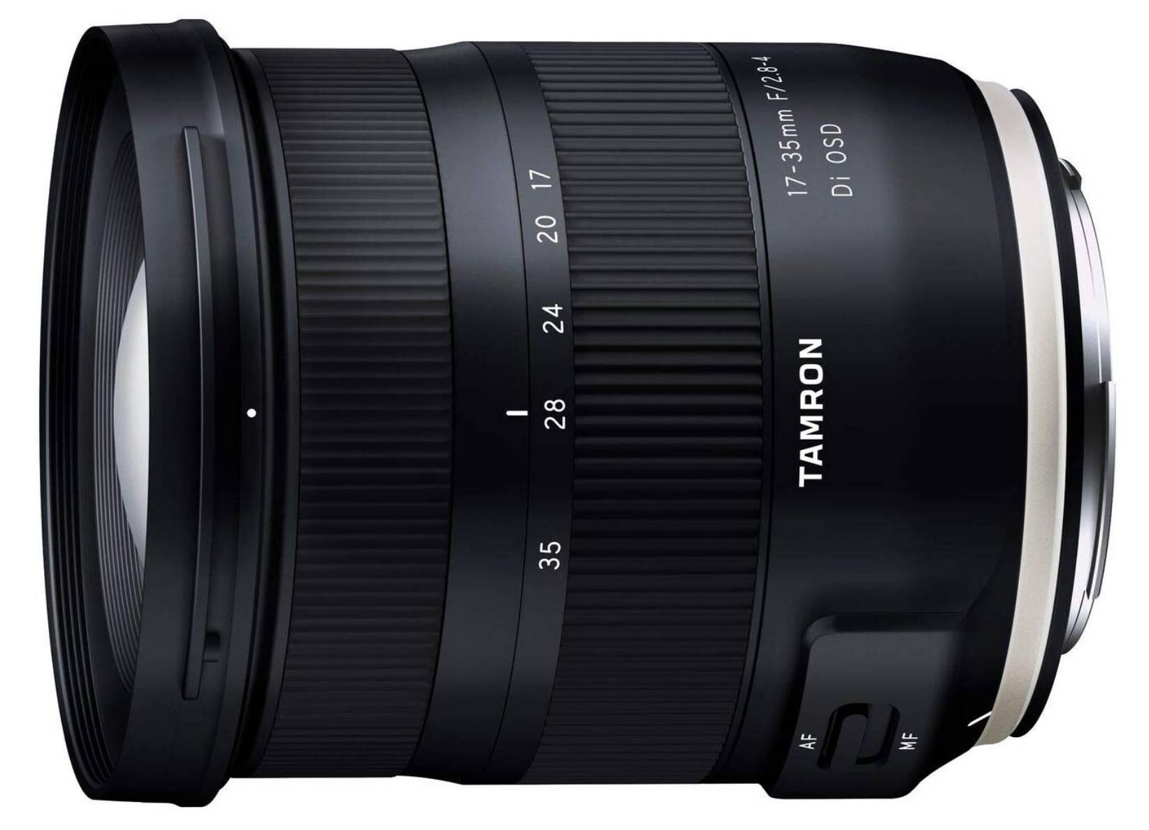 Tamron 17-35mm f2,8-4 Di OSD